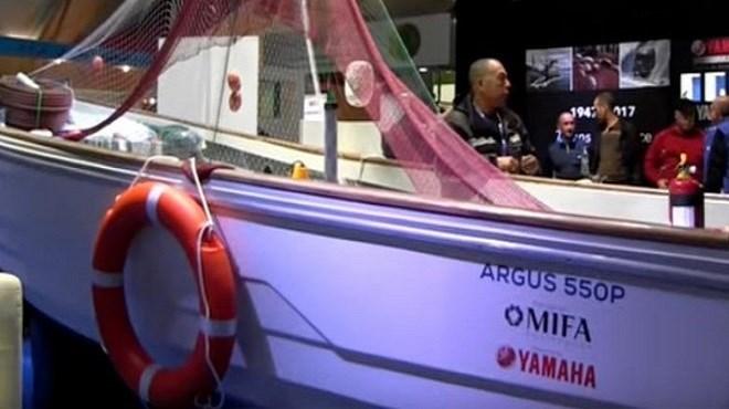 Maroc/Innovation : Une barque en fibre de verre