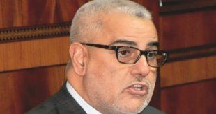 Gouvernement : Benkirane campe sur ses positions