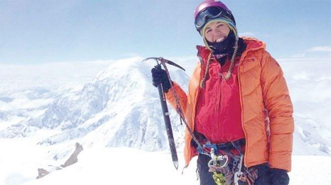 Baibanou à la conquête du l'Everest