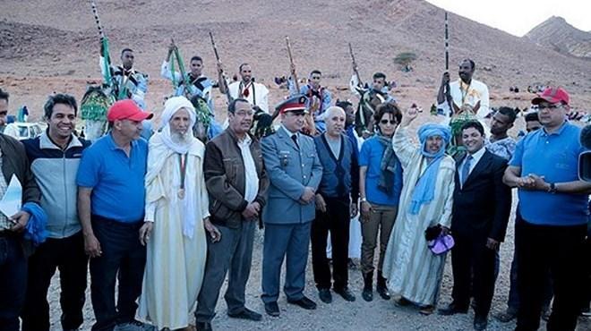 Caravane du sport au Sahara : Les jeux traditionnels à l'honneur