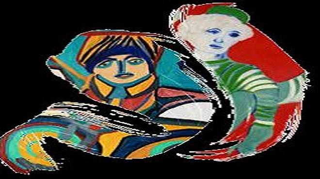 Chaïbia et Hossein Tallal : Une œuvre en miroir
