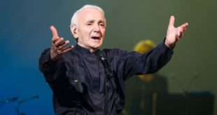Festival Mawazine : Charles Aznavour à Rabat le 12 mai prochain
