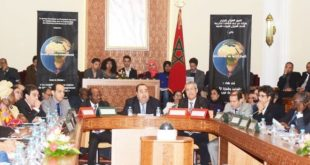 Colloque international : Bâtir une Afrique maîtresse de son destin