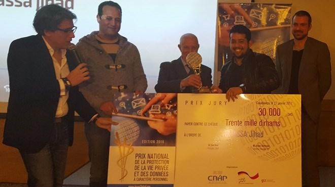 Protection de la vie privée sur le web : ils ont gagné le Prix «Koun3labal»
