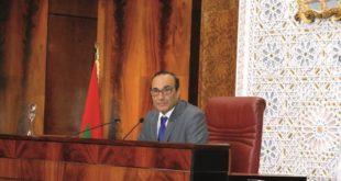 Habib El Malki veut redorer le blason du Parlement