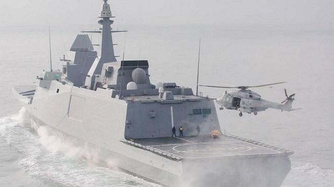 Maroc : La Marine Royale en action en Mer d'Arabie