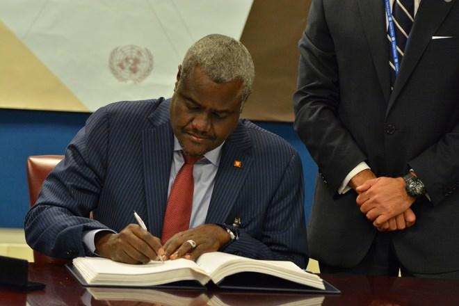 Le Tchad aux commandes de la Commission de l'UA
