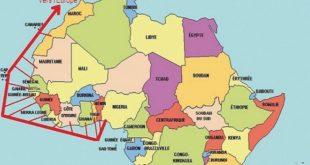 Nigéria : le «Transafricain pipeline» qui longera l'Afrique de l'Ouest
