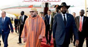 De Juba à Rabat : Le Sahara n'est pas le Soudan du Sud
