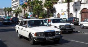 Parc des taxis : Les délais de renouvellement prorogés
