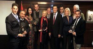Trophées : L'ONMT récompense à Madrid