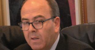 Abdelhakim Benchemmas, président de la Chambre des conseillers
