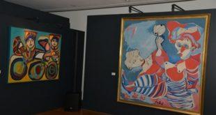 Espace d'art Actua : Chaïbia face à Hossein ou l'œuvre en miroir