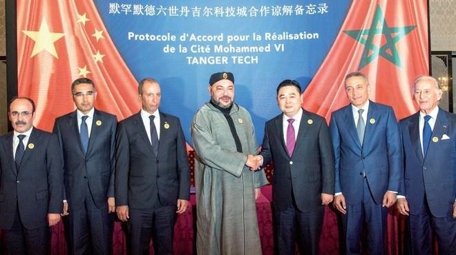 «Cité Mohammed VI Tanger-Tech» : Ce pôle industriel à 10 milliards de dollars !