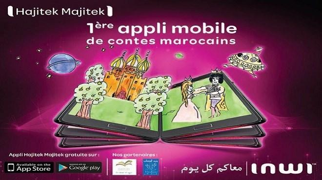 Inwi : «Hajitek Majitek» pour encourager la lecture