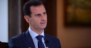 Syrie : Assad contre la France