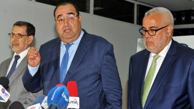 Formation du Gouvernement : Le niet de Benkirane à Lachgar