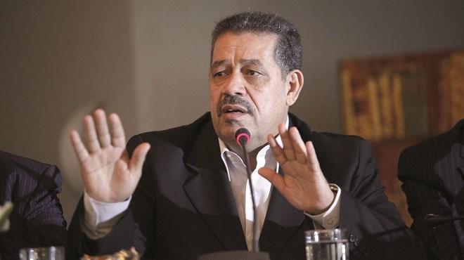 Istiqlal : Chabat sur un siège éjectable