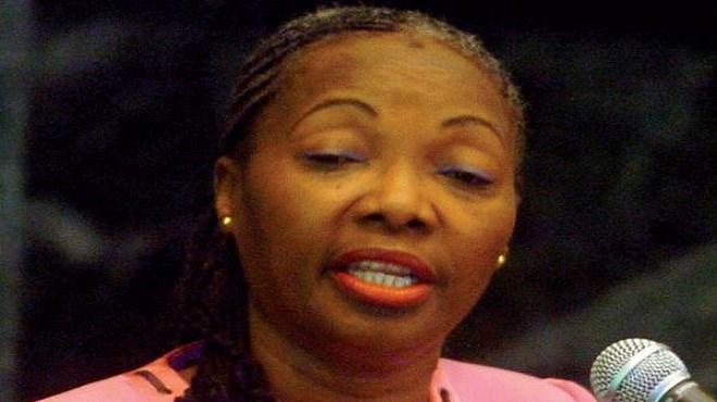 Evina Engolo, chargée d'études au Cameroun