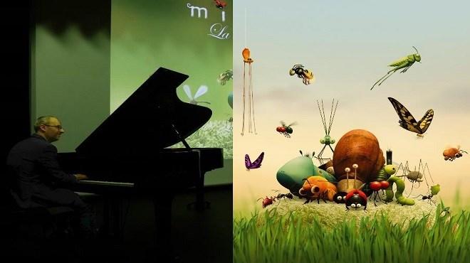 Ciné-concert : Minuscule, la vie privée des insectes