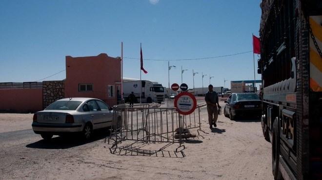 Le Maroc s'est retiré de Guergarate