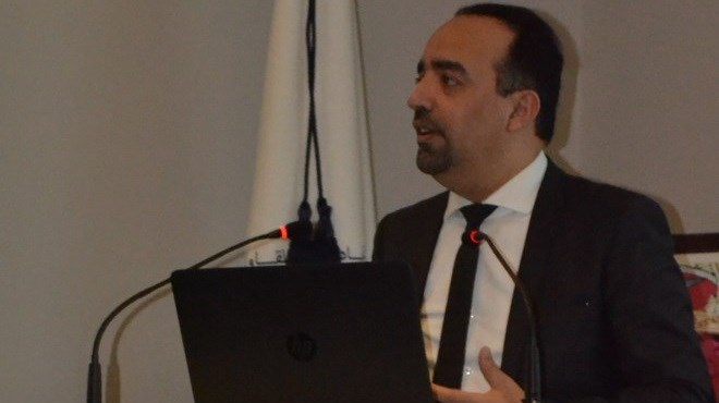 Avec Hicham Zanati Serghini, Directeur Général de la CCG