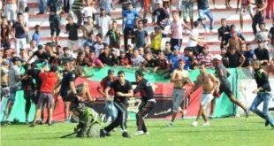 Les hooligans dans le collimateur du ministère de l'Intérieur