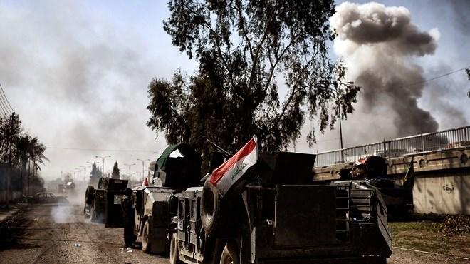 Mossoul : A l'ouest, du nouveau !