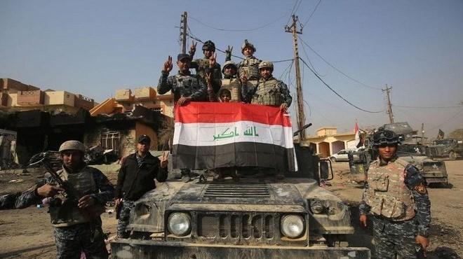 Mossoul : Daech recule