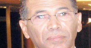 Moussaoui Ajlaoui, chercheur au Centre d'études pour l'Afrique et le Moyen-Orient