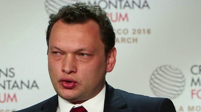 Pierre-Emmanuel Quirin, Président du Forum Crans Montana