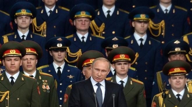 Syrie : L'analyse de Poutine