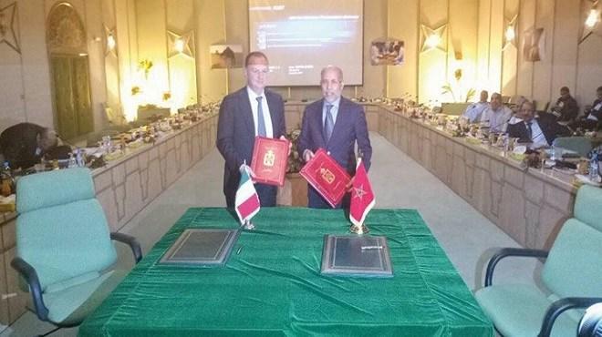 Maroc-Italie : Un projet de Jumelage entre Laâyoune et Sorrente