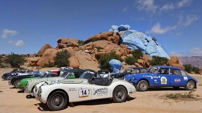 Le Rallye Maroc Classic, route du coeur