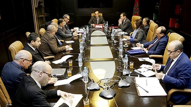 Diplomatie parlementaire : Habib El Malki en visite à Bruxelles