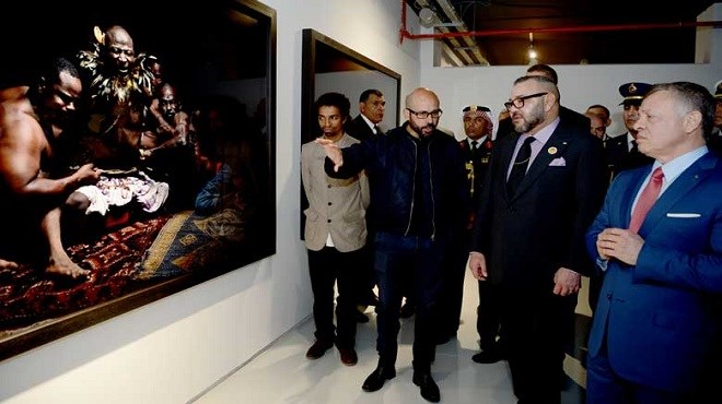 Rabat : «L'Afrique en Capitale» inaugurée par deux Rois
