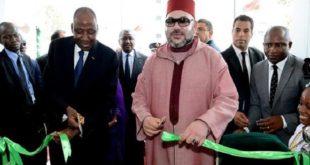 Médecine d'urgence : Le Roi Mohammed VI inaugure un centre spécialisé à Abidjan