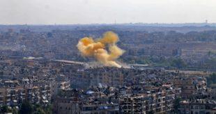 Syrie : Sept ans de guerre