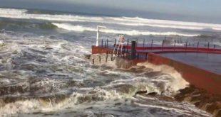 Vagues géantes au Maroc : S'agit-il de mini-Tsunamis?