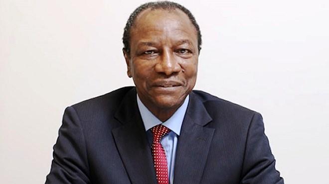 Alpha Condé au SIAM : «Le développement du continent africain passe par l'agriculture»