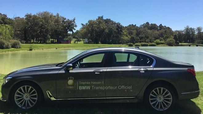 Maroc : BMW, transporteur officiel du Trophée Hassan II de Golf