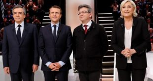 Présidentielle française : Un quarté dans le plus grand désordre