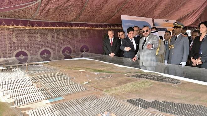 Energies renouvelables : Et de quatre pour la centrale Noor Ouarzazate!