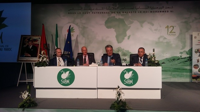Maroc-Italie : La filière de la viande rouge, débattue au SIAM 2017