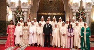 Le Roi installe le Conseil supérieur du pouvoir judiciaire