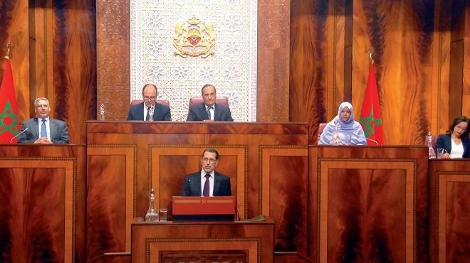 Déclaration de politique générale : Ce que promet le quinquennat El Othmani