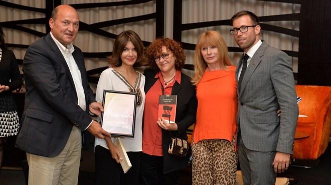 Maroc/Prix Littéraire Sofitel : Trabelsi et Chami sur le podium