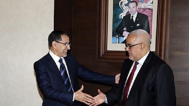 Maroc : Passation des pouvoirs entre l'ancien et le nouveau chef de gouvernement