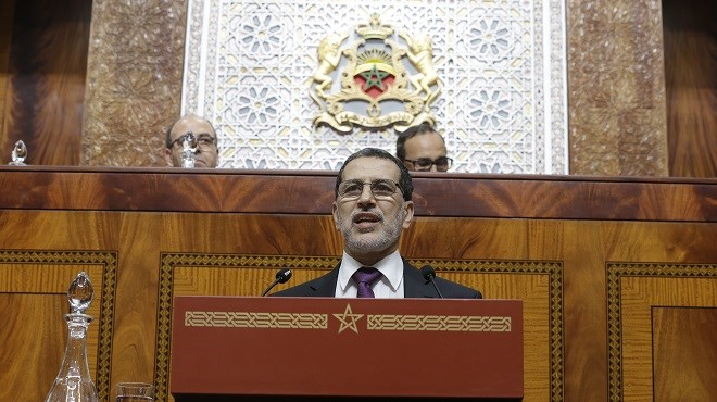 Maroc : Saâd-Eddine El Othmani présente sa feuille de route