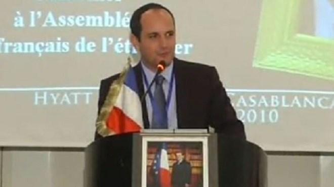 Entretien avec Fréderic El Bar, conseiller consulaire à Casablanca et candidat indépendant aux élections législatives françaises